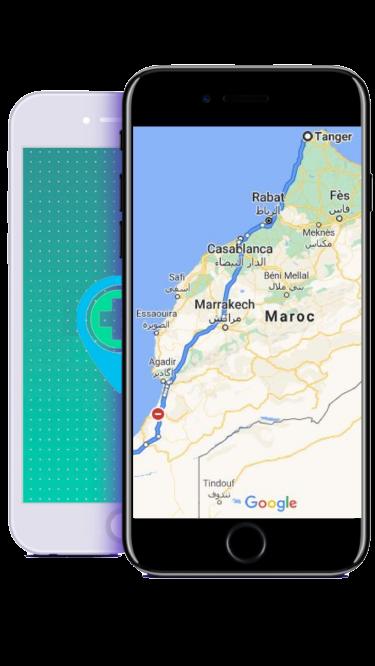Pharmacie de Garde Maroc - app