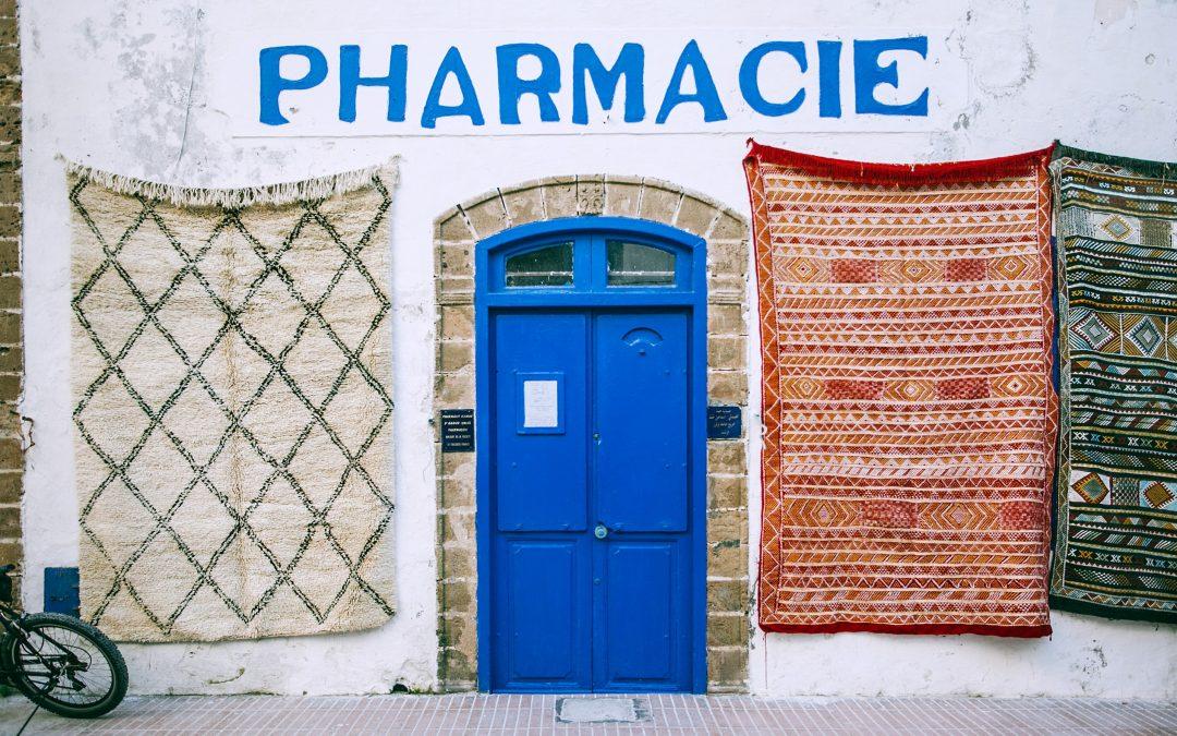Comment trouver la pharmacie de garde la plus proche maroc tapis